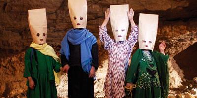 Grupo de niñas secuestradas