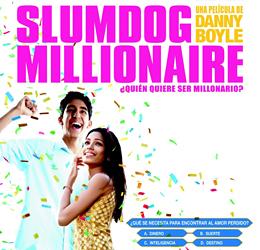 La historia de 'Slumdog Millionaire' se construye a partir del conflicto del protagonista, Jamal, en su intento de encontrar a Latika