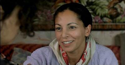 Zouina, protagonista de 'El domingo si Dios quiere'