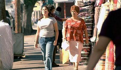 Mujeres en las calles. Dos feminidades contrapuestas