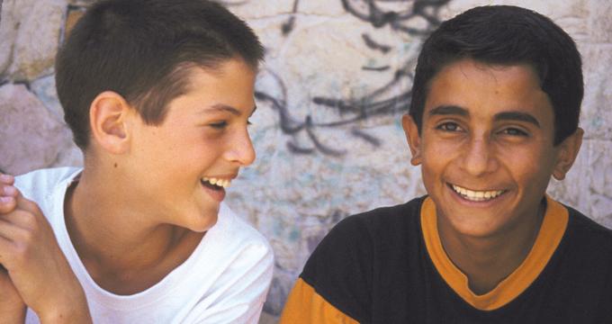 Daniel (izquierda) y Yarko (derecha)